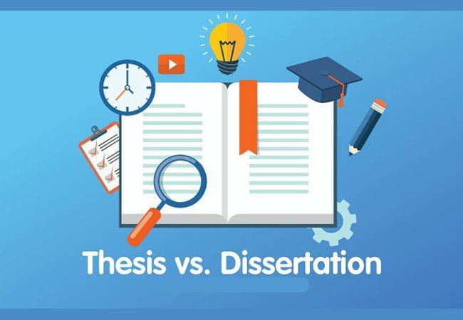 Dissertation-vs-Thesis