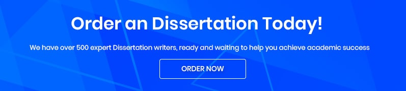 order dissertation