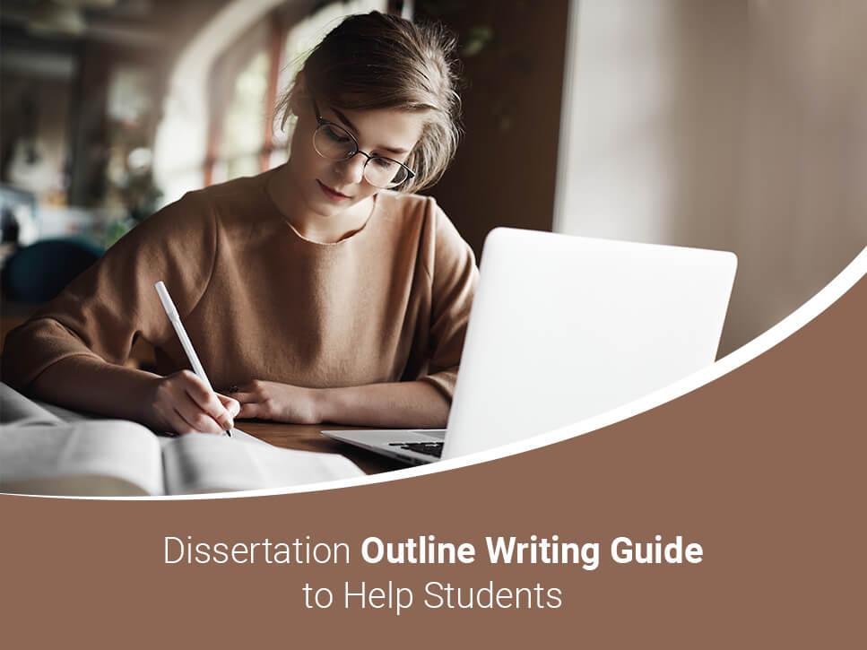 dissertation-outline-writing