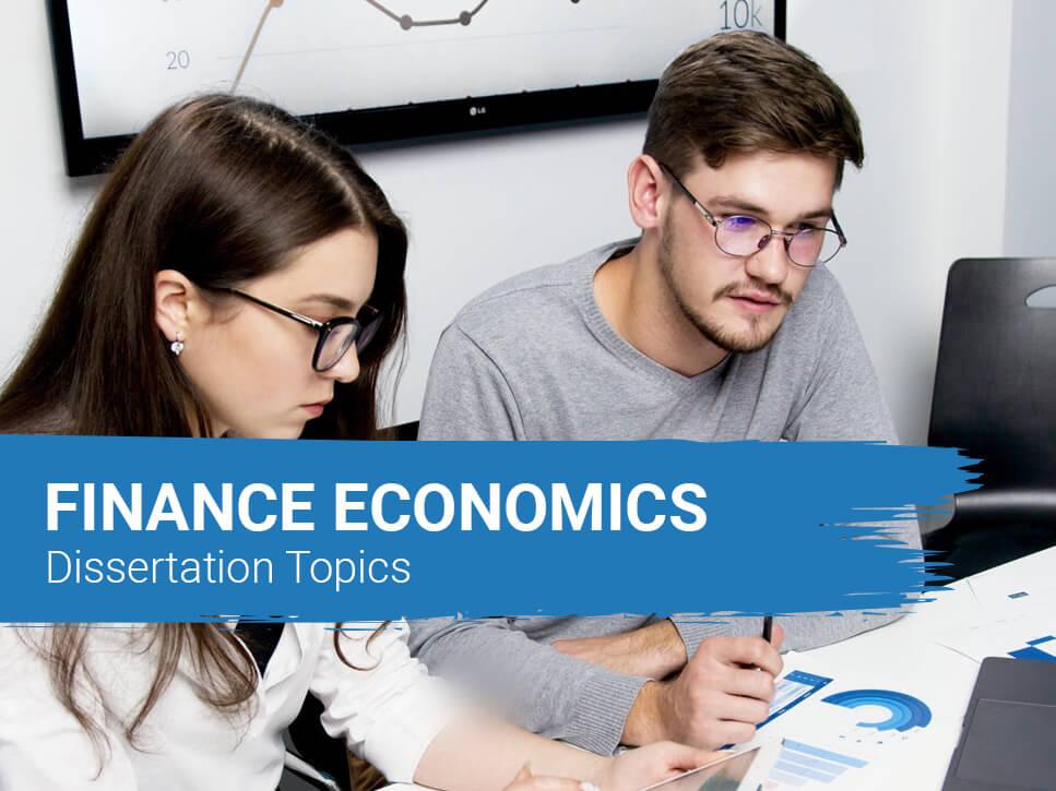 finance-economics-dissertation-topics