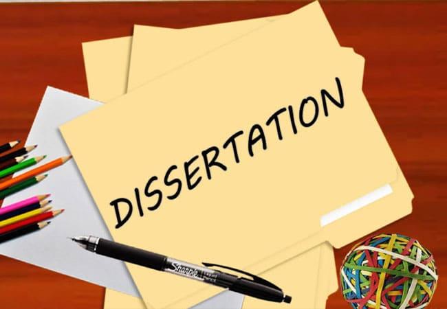 7000 words dissertation structure