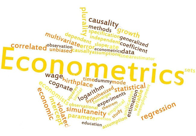econometrics dissertation topics