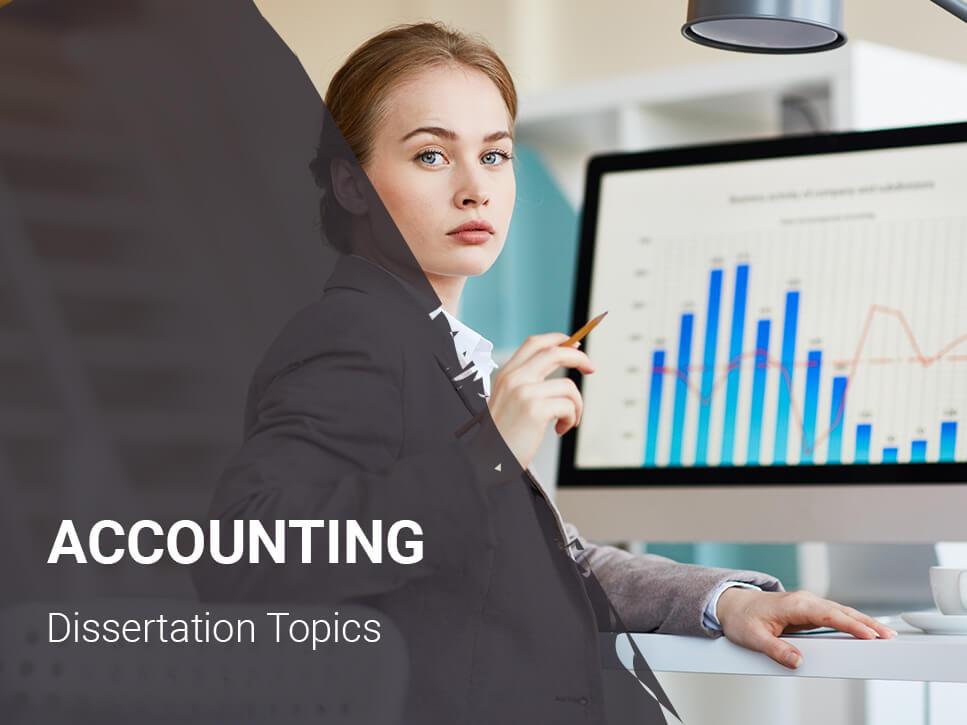 accounting-dissertation-topics