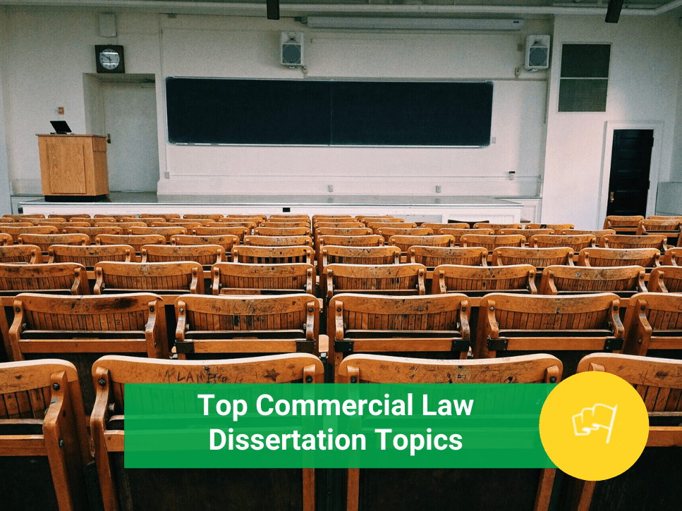 commercial law dissertation topics