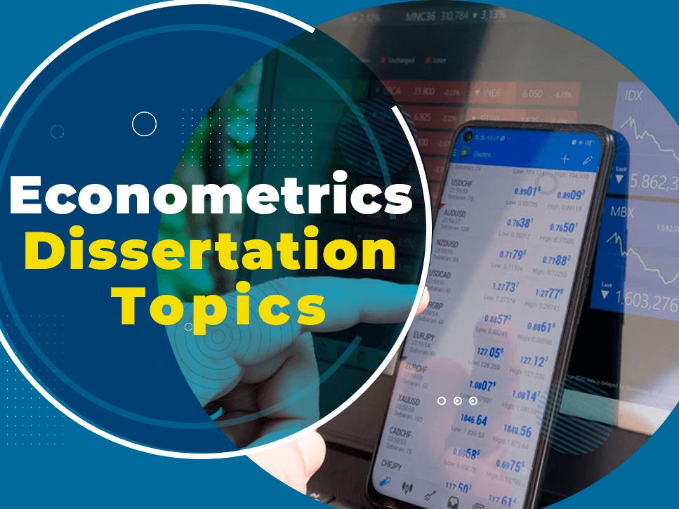 econometrics-dissertation-topics
