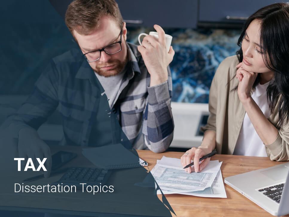 tax-dissertation-topics