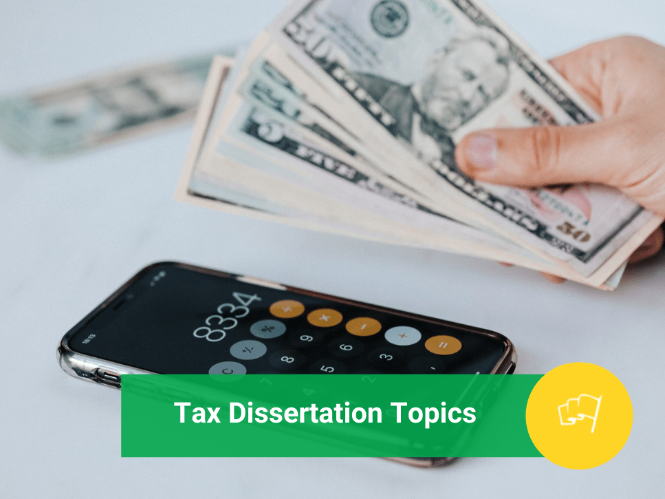 tax dissertation topics