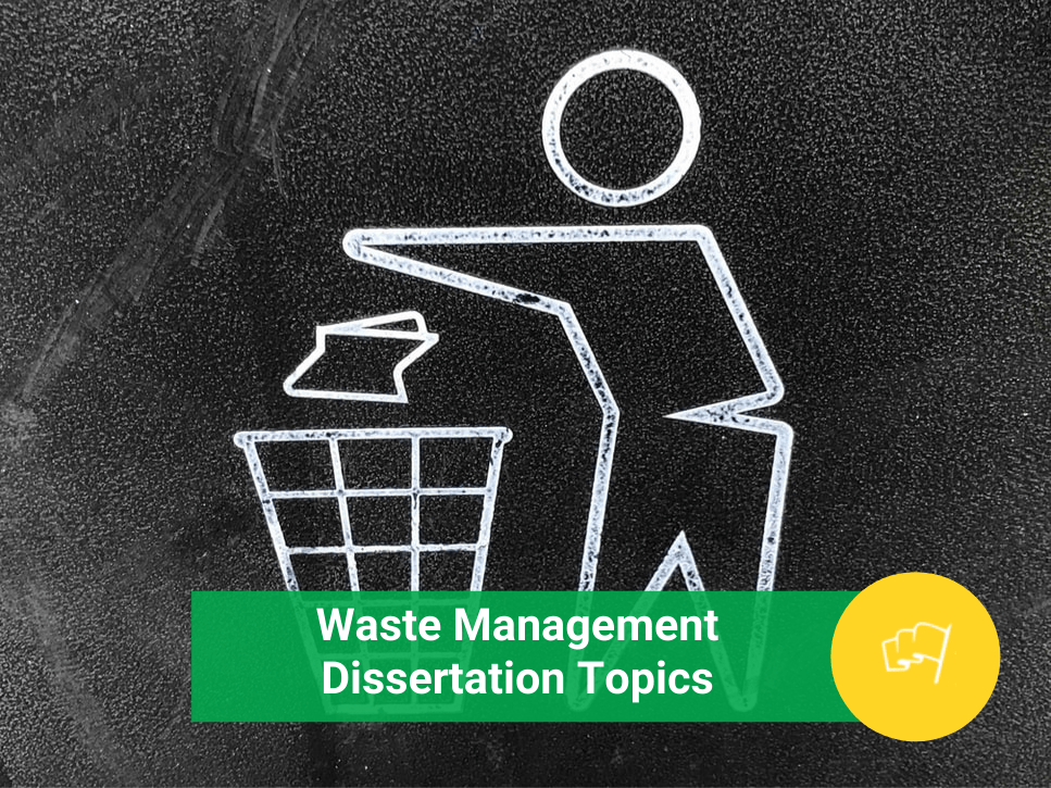 waste management dissertation topics