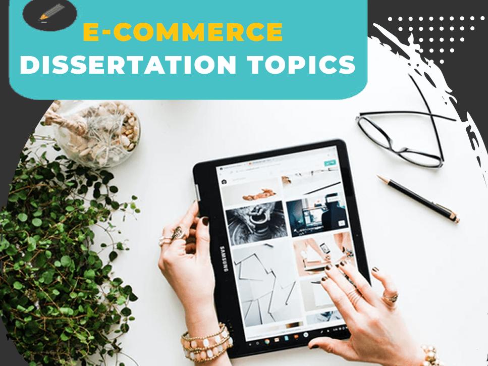 ecommerce-dissertation-topics