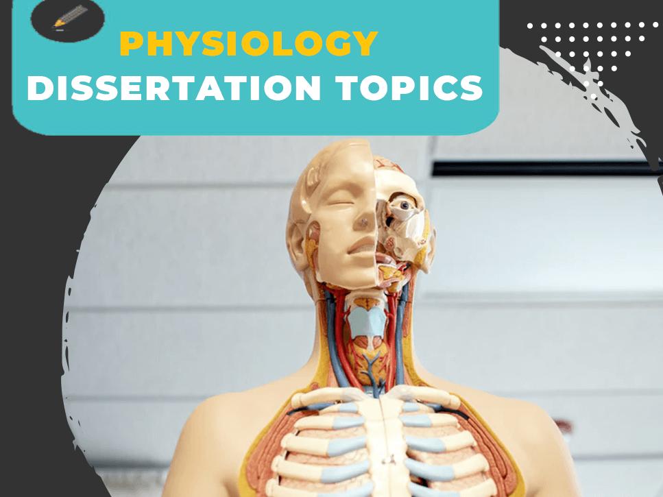 physiology-dissertation-topics