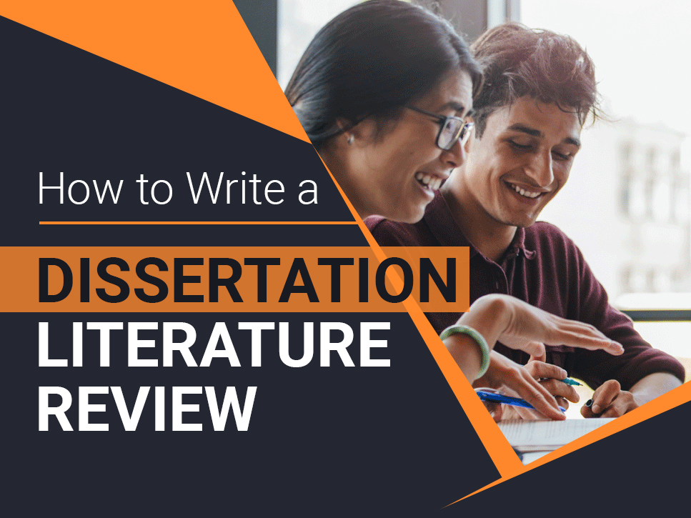 How to Write a Dissertation Literature