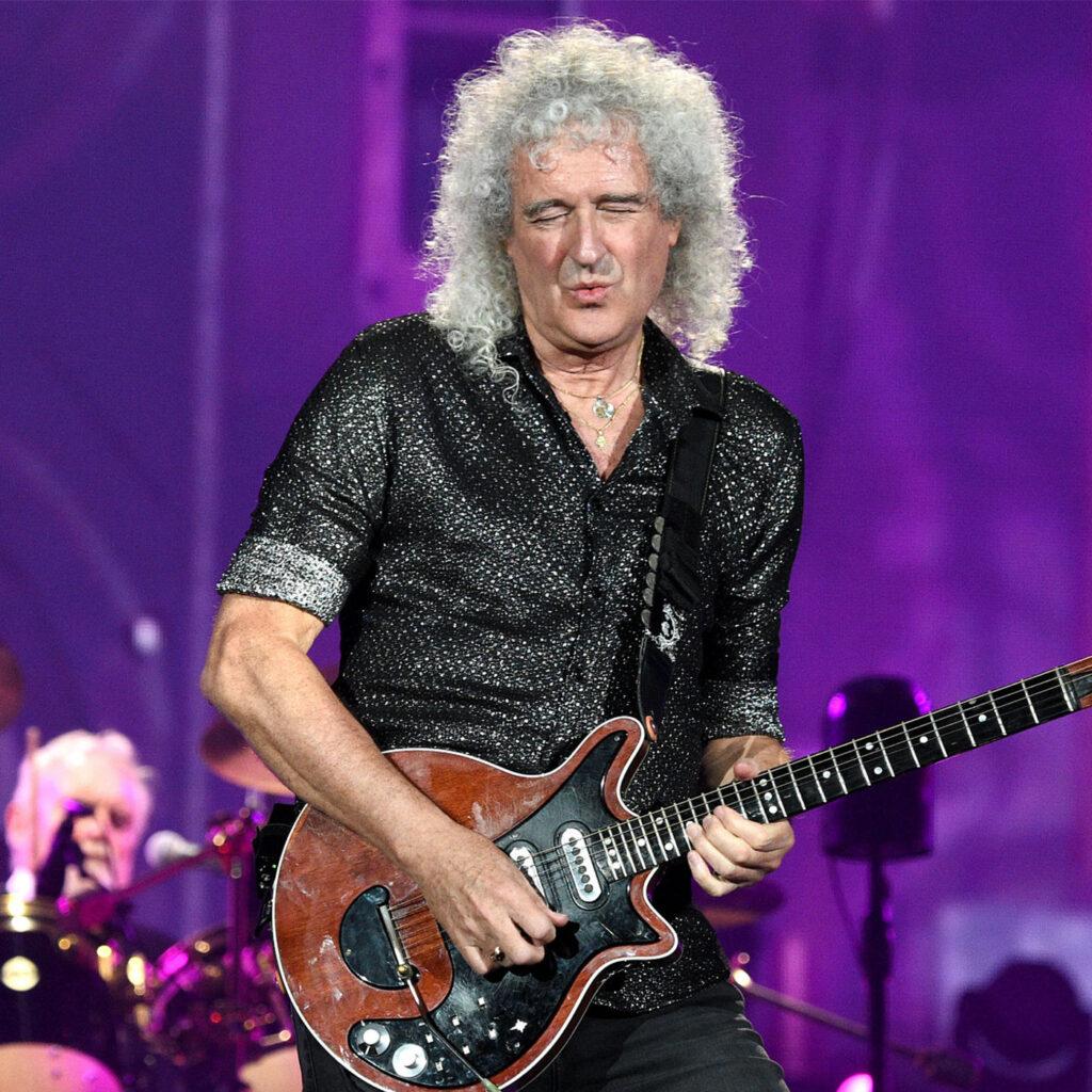 Brian May Image