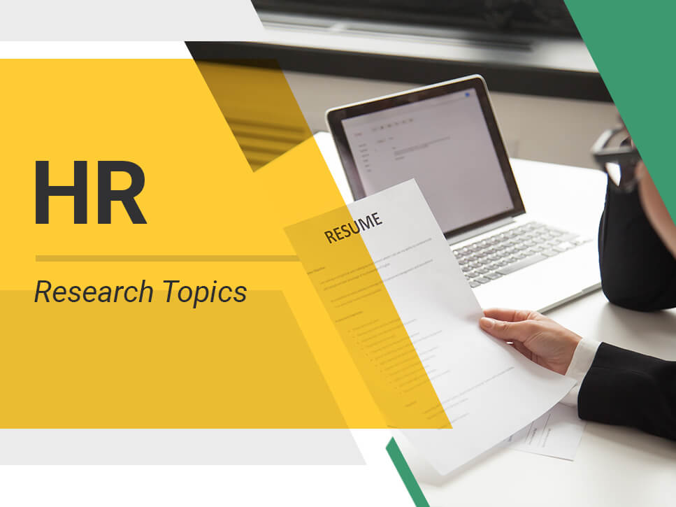 HR Research Topics
