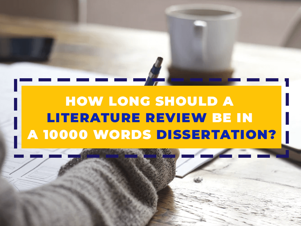 how-long-should-a-literature-review-be