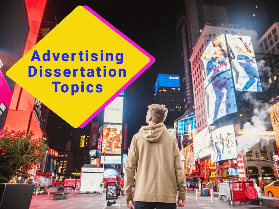 advertising-dissertation-topics