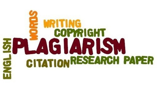 Which things are the reason for plagiarized text in your dissertation